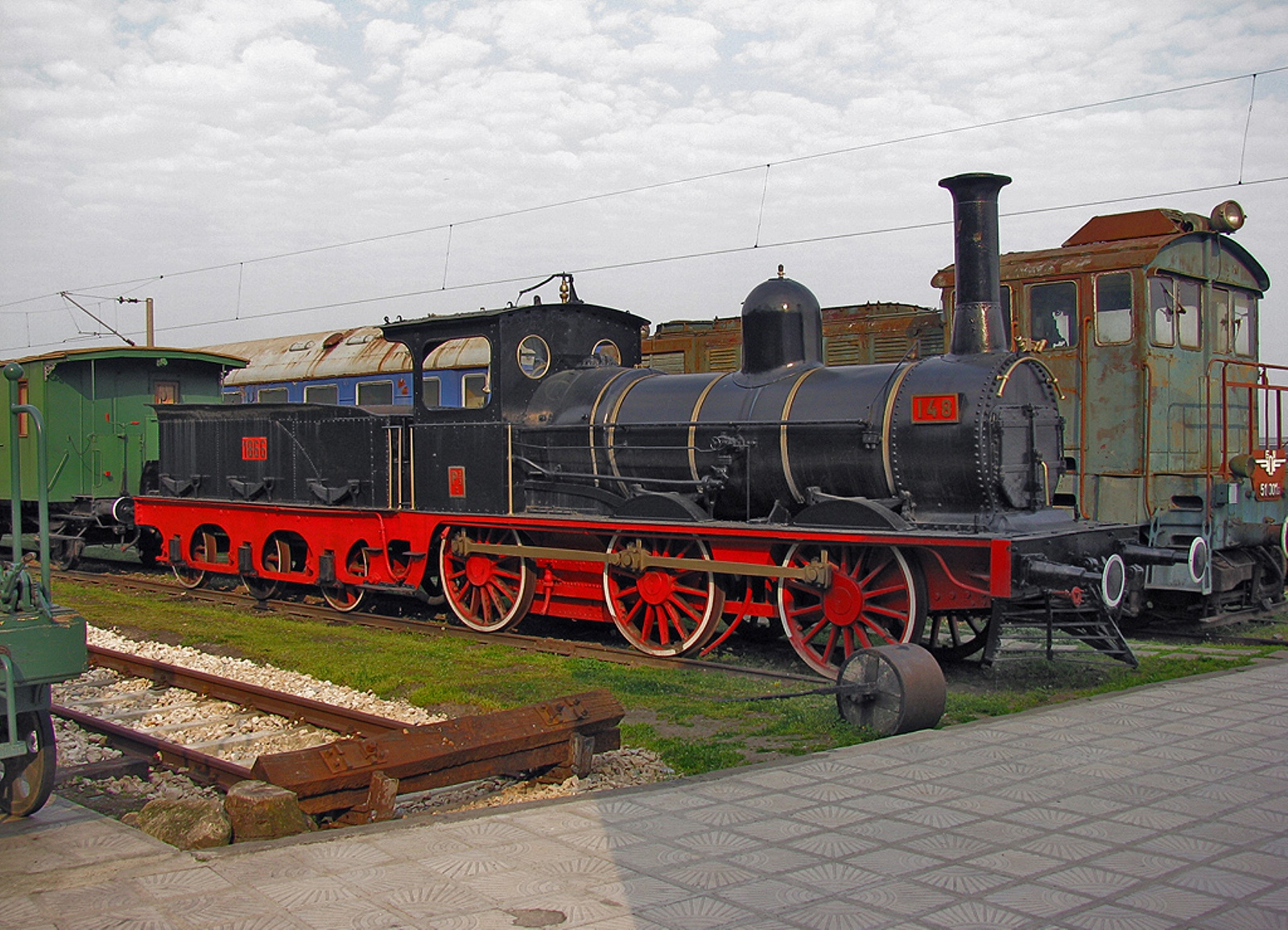 Ruse - Attraction Museum of Transport and Communications - Picture 2