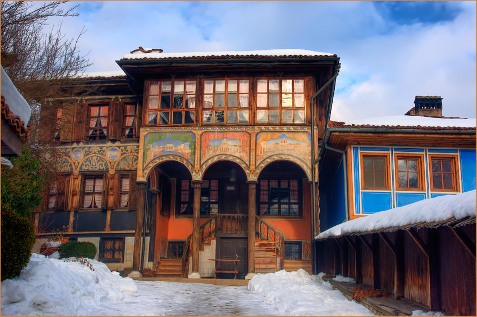 Koprivshtitsa - Attraction Oslekova House - Picture 2