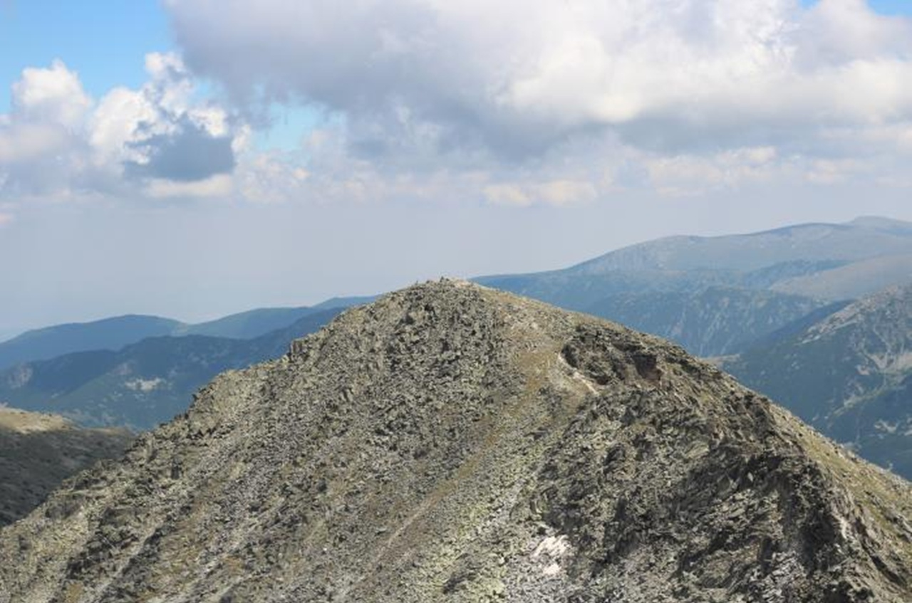 Rila - Attraction Little Musala peak - Picture 1